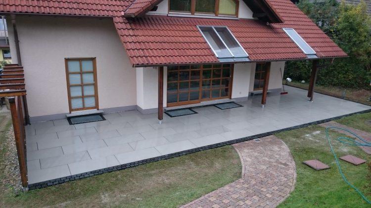 Terrasse / Outdoor-Keramik